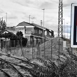 """El tren """"Ruta de la Plata"""", en moto"""