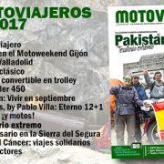 Nº 36 Motoviajeros // Octubre 2017