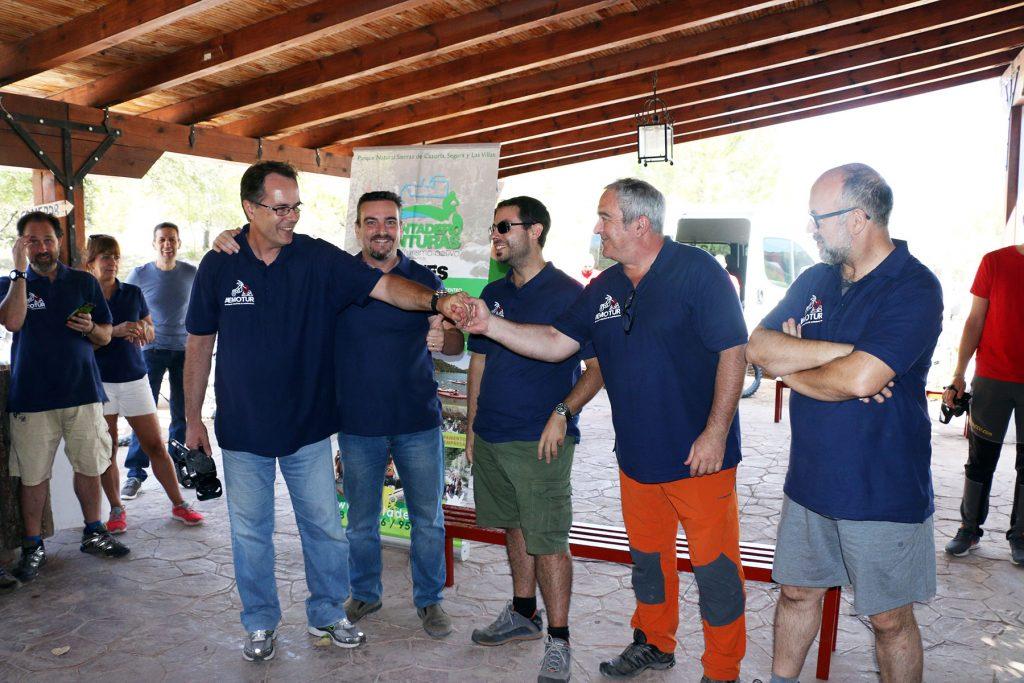 II Aniversario de Aemotur: Sierra del Segura