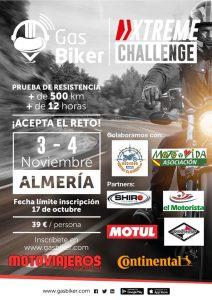 Gas Biker Xtreme Challenge