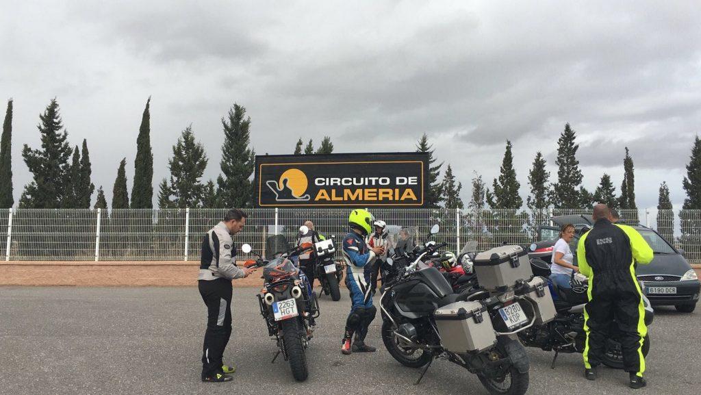 Gas Biker | Almería Xtreme Challenge Circuito de Almería