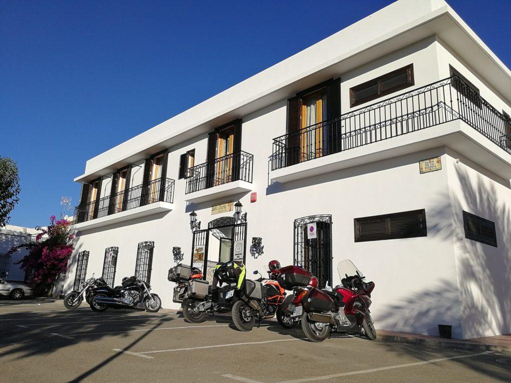 Rider Andalucía.