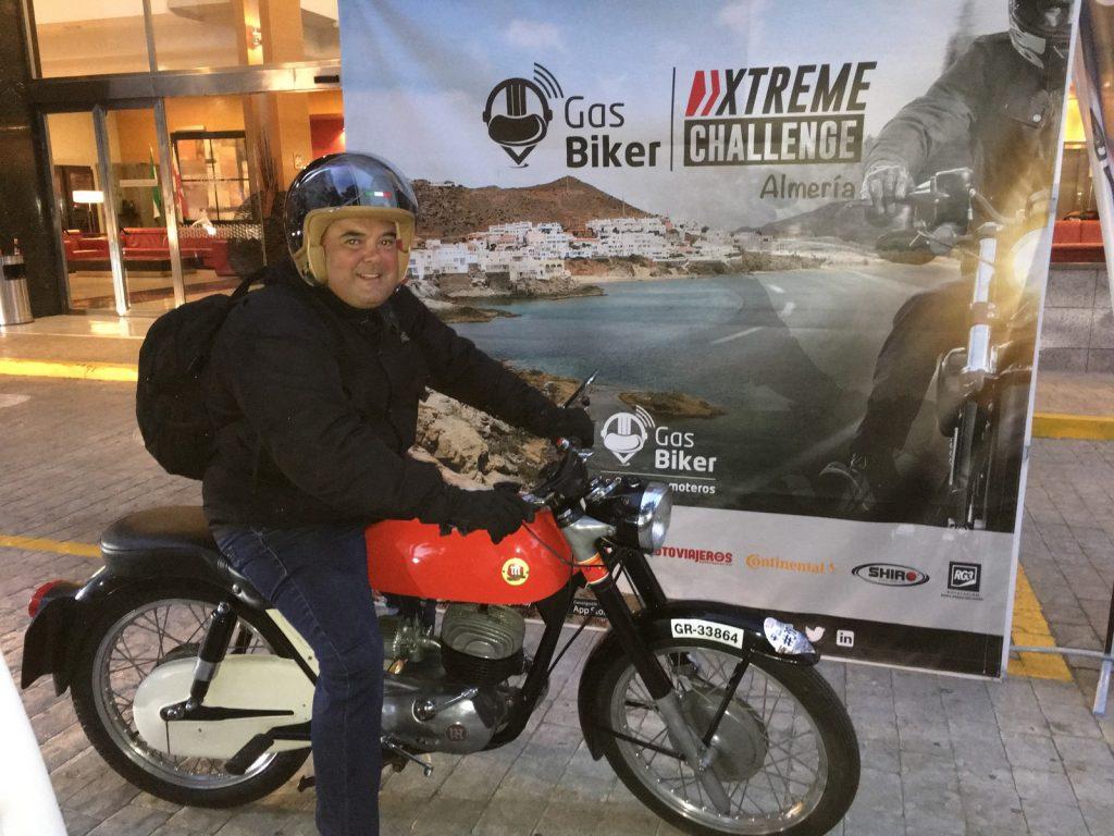 Gas Biker | Almería Xtreme Challenge