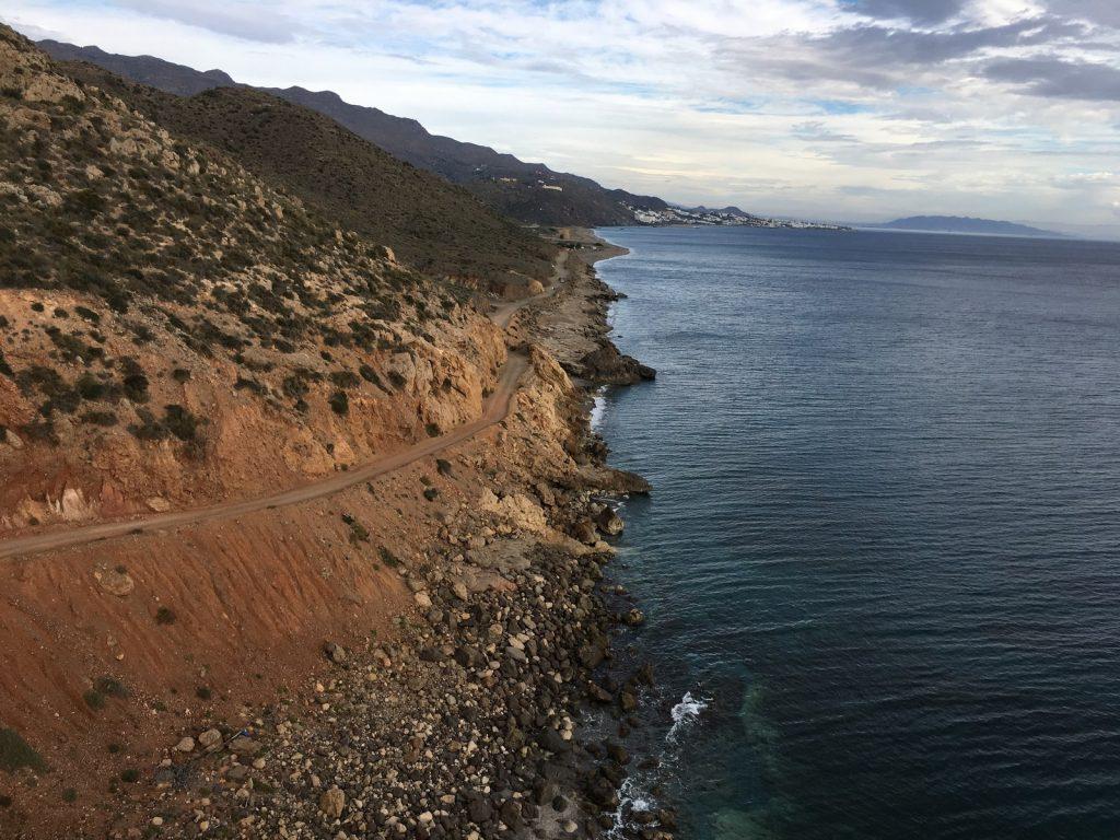 Gas Biker | Almería Xtreme Challenge - Torre del Pirulico