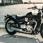 Boneville Speedmaster: el nuevo icono británico