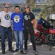 700 motos en la Rider Andalucía