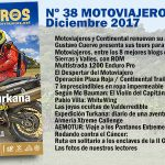 Nº 38 Diciembre // Motoviajeros 2017