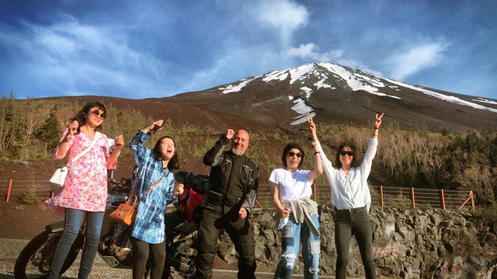 Encuentros en el Fuji