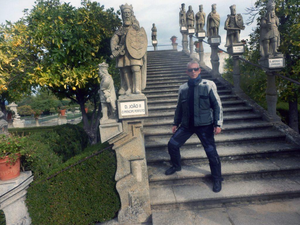 Jardin-Paço: Ruta en moto por la Beira Baixa y el Parque Internacional del Tajo Internacional