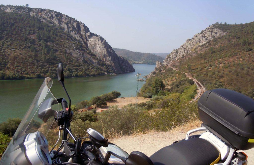 Portas-Rodao: Ruta en moto por la Beira Baixa y el Parque Internacional del Tajo Internacional