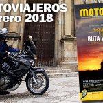 Nº 40 Febrero // Motoviajeros 2018