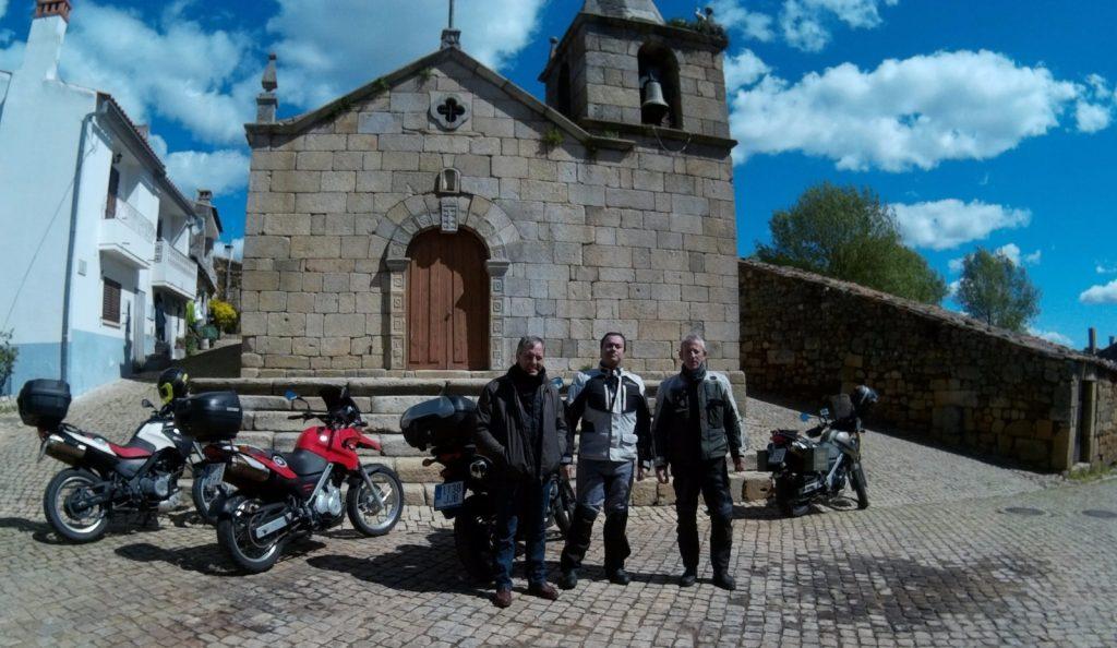 Idanha-Velha: Ruta en moto por la Beira Baixa y el Parque Internacional del Tajo Internacional
