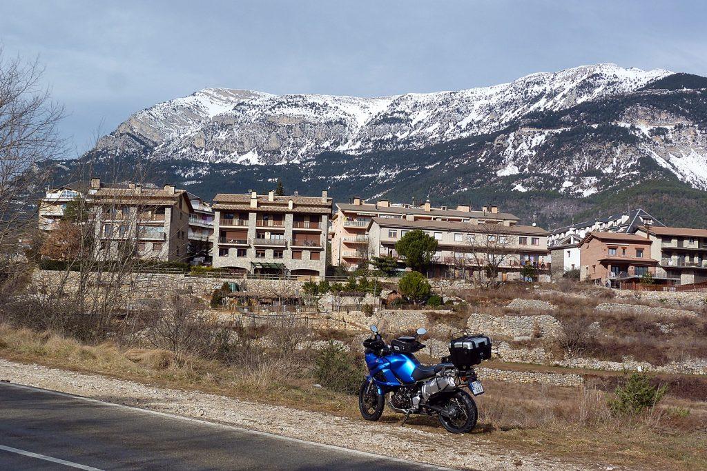 Ruta en moto por la Carretera del Cadí: Sant Llorenç de Morunys