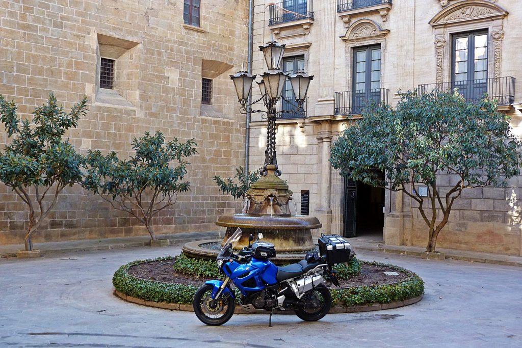 Ruta en moto por la Carretera del Cadí: Solsona