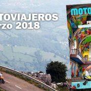 Nº 41 Marzo // Motoviajeros 2018