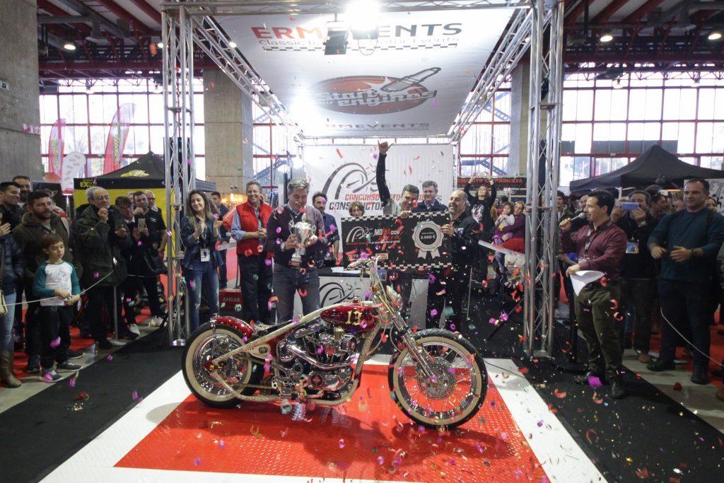 MotoMadrid 2018: Ganador-absoluto-concurso-constructores