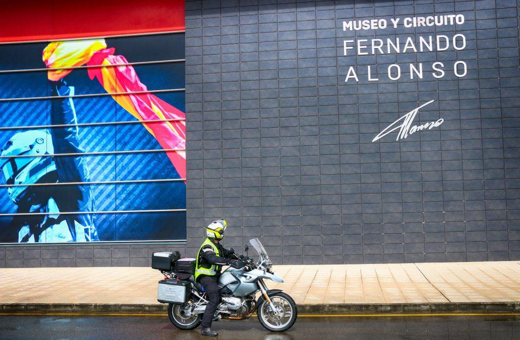 Museo Fernando Alonso, en Llanera.