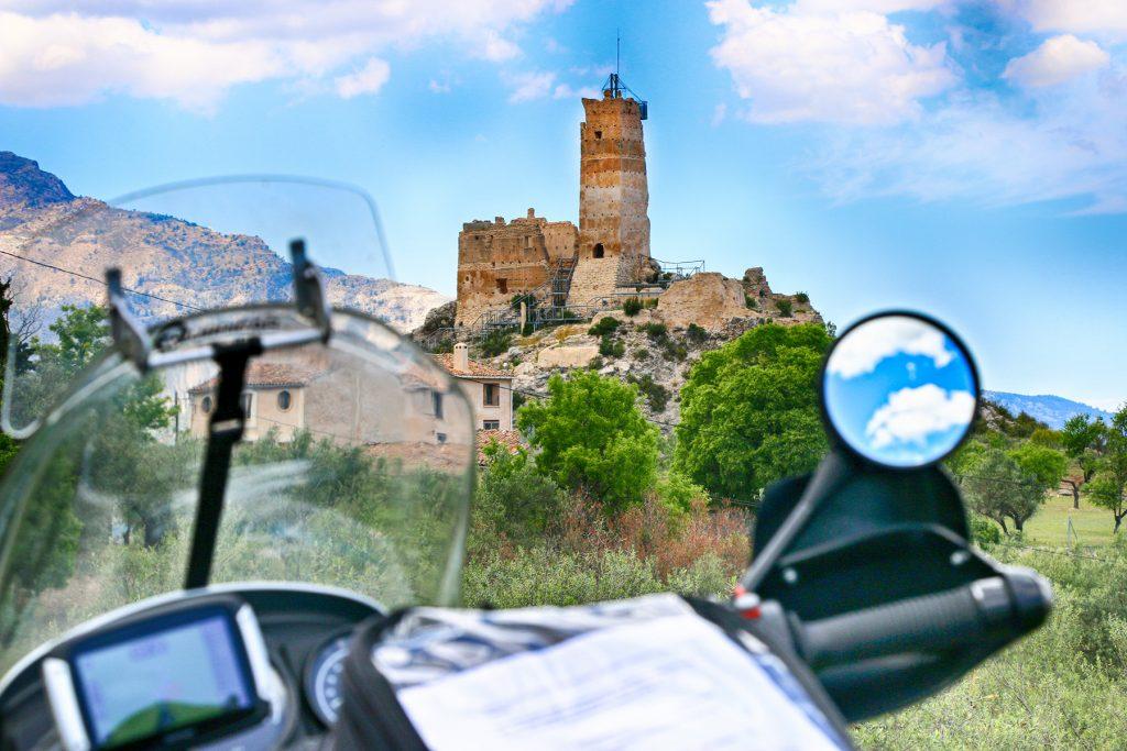 Castillo de Penella.