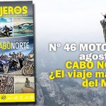 Nº 46 Agosto // Motoviajeros 2018