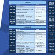 Agenda de los BMW Motorrad Days de Sabiñánigo