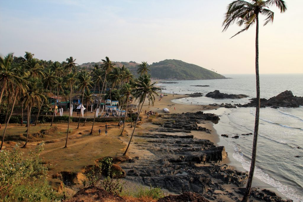 Playas de Goa