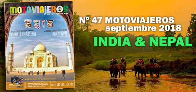 Nº 47 Septiembre // Motoviajeros 2018