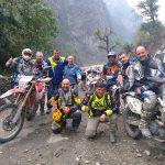 Nepal en moto: El valle de Mustang