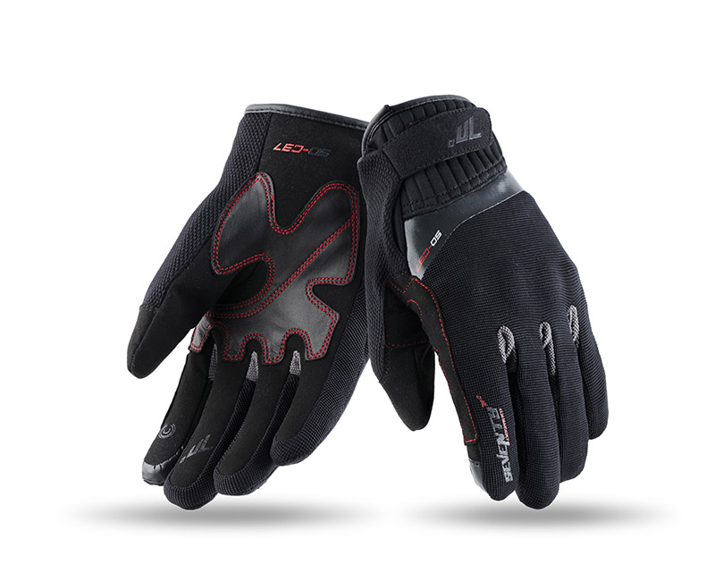 Guantes para moto Seventy Degrees SD-C37.