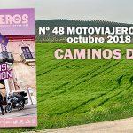 Nº 48 Octubre // Motoviajeros 2018