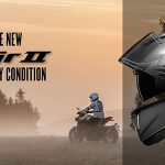 GT-Air II, el casco touring premium de Shoei