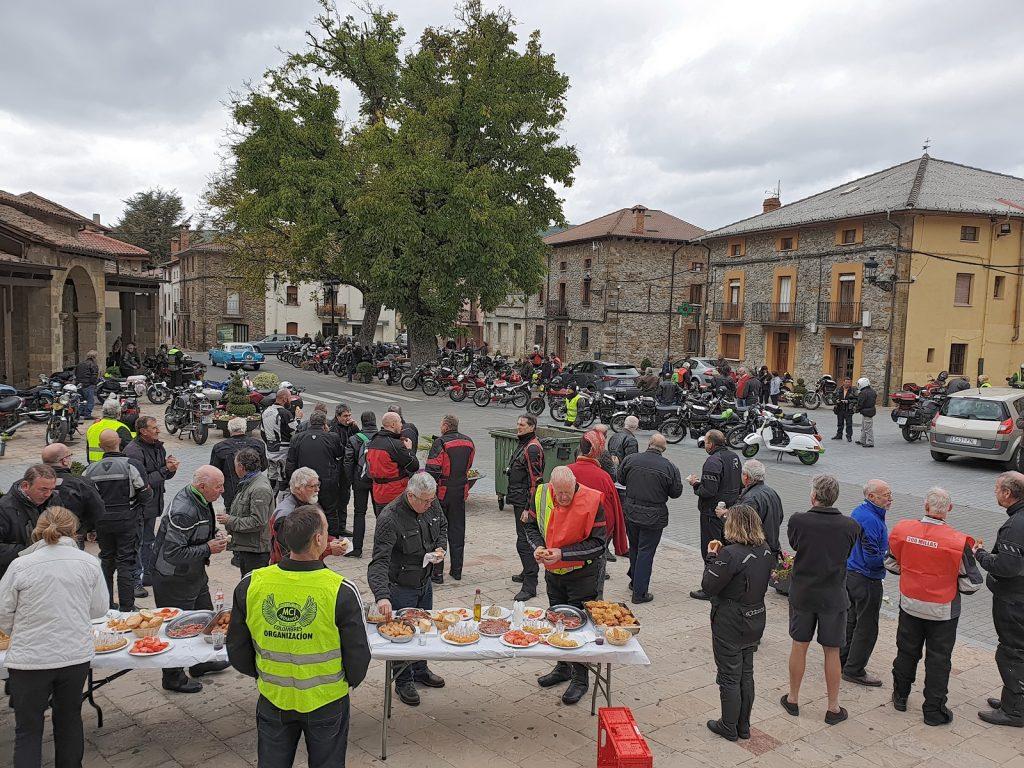 Colombres: 2º Rally Norte de España y 7ª Concentración de Motos Clásicas