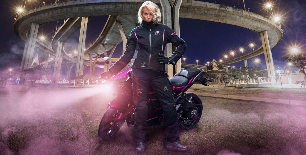 Rukka Spektria: el nuevo traje premium para mujer