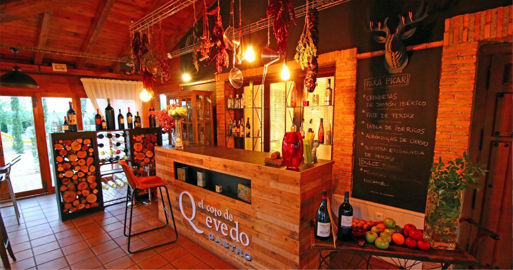 El Hotel Rural El Coto de Quevedo es una recomendación de Ruralka on Road.