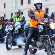 Colombres: Rally y Motos Clásicas