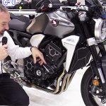 Nuevas protecciones de motor GIVI para 2019