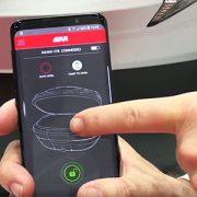 GIVI presenta una App para abrir y cerrar sus maletas con el smartphone