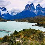 Motoviajeros en la Patagonia