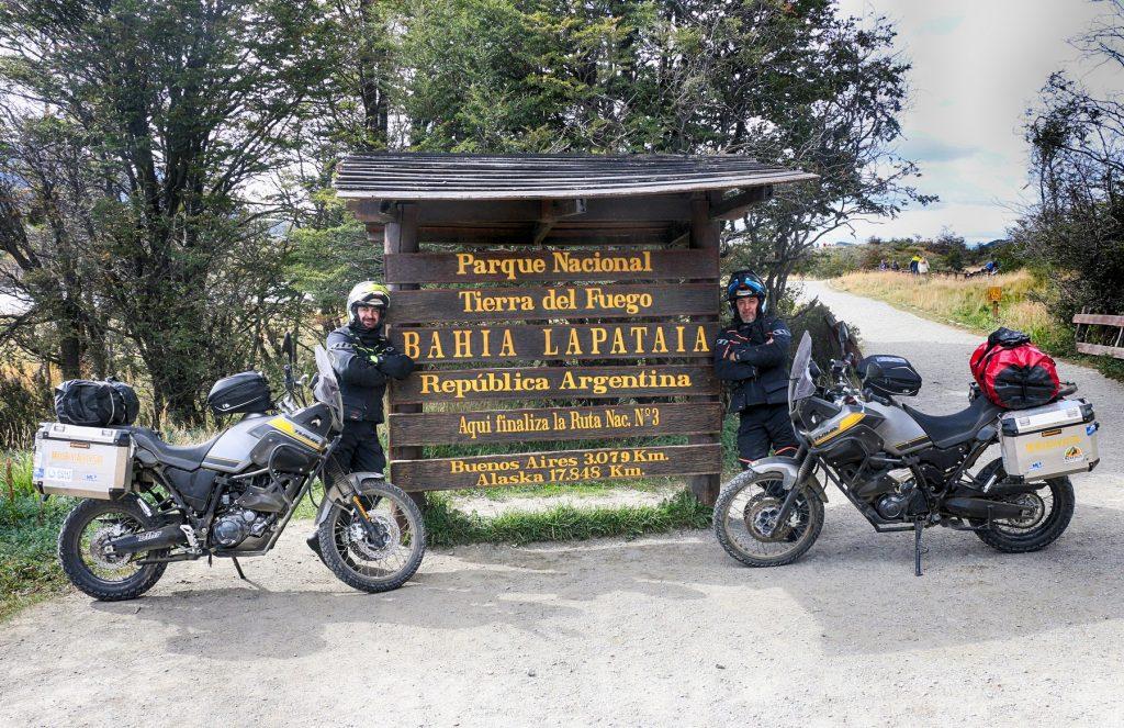 Bahía Lapataia.