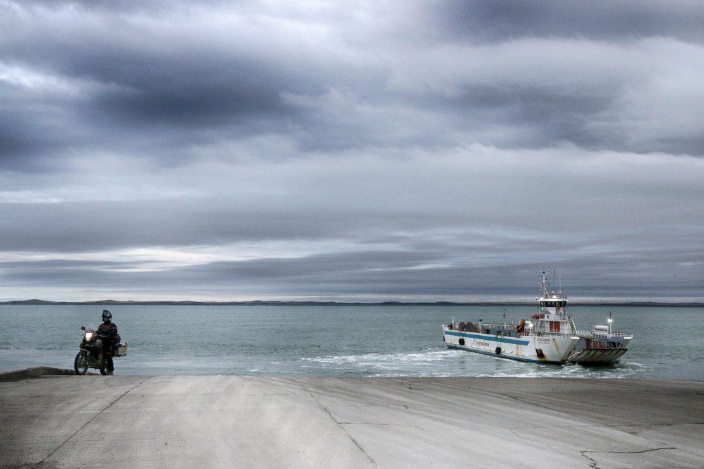 Estrecho de Magallanes.