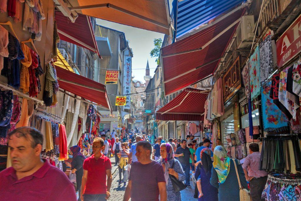 Ruta en moto hasta Turquía