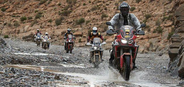 Arranca la Copa Mototurismo Adventure