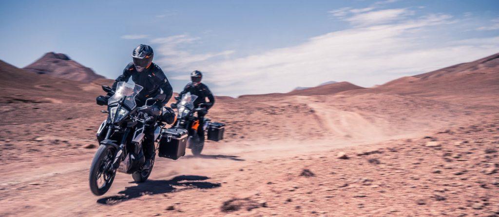 I Copa Mototurismo Adventure.