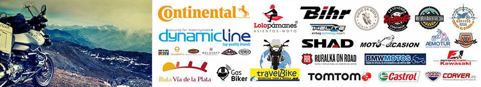 Partners y Colaboradores Motoviajeros