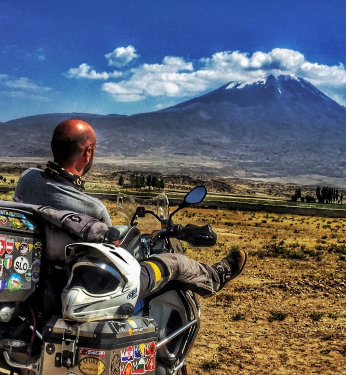 Monte Ararat: recuerdos eternos