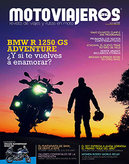 Abril 2019 // Nº 51 Revista Motoviajeros