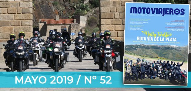 Mayo 2019 // Nº 52 Revista Motoviajeros