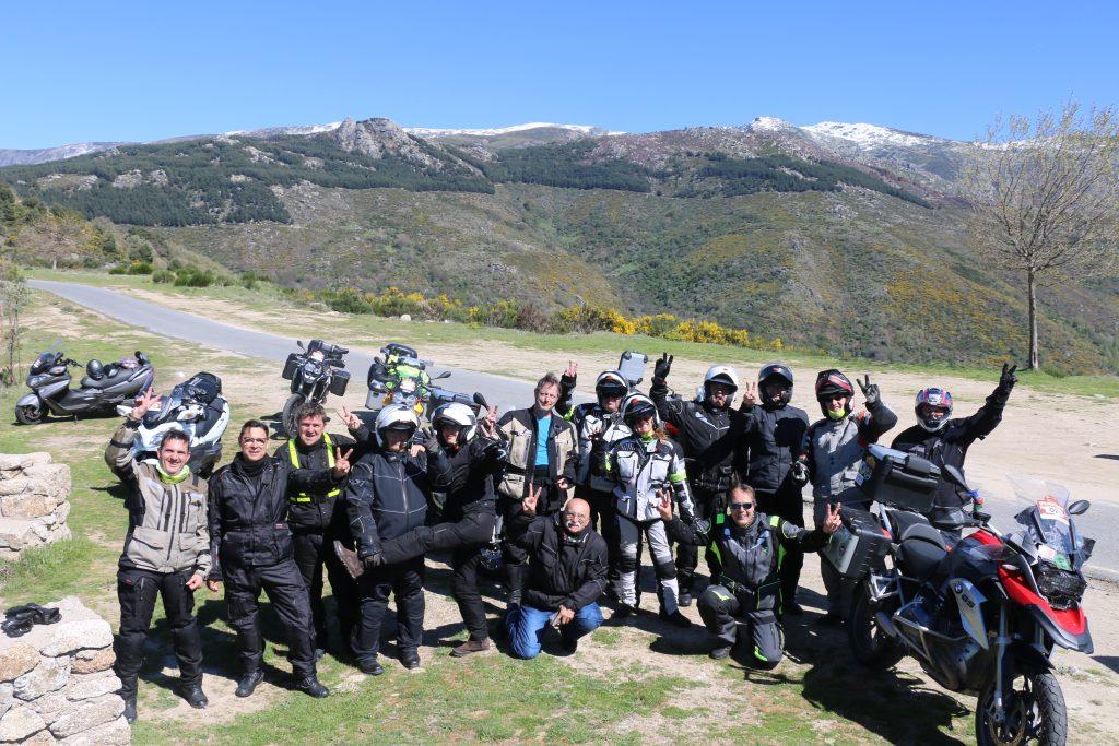 II Rally Turístico Ruta Vía de la Plata.