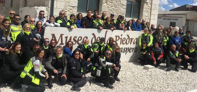 Vuelta Mototurística a Valladolid-Memorial Javier Herrero