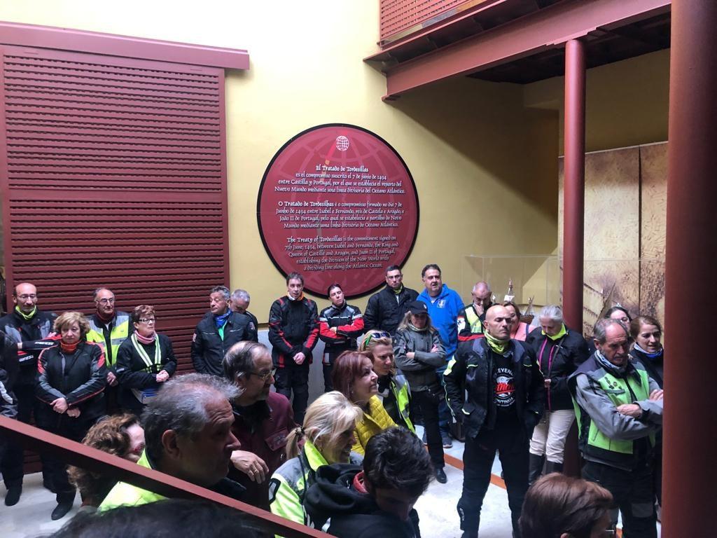 Tordesillas: Vuelta Mototurística a Valladolid-Memorial Javier Herrero