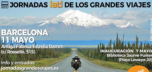 Dos grandes viajes en moto, protagonistas de las Jornadas IATI
